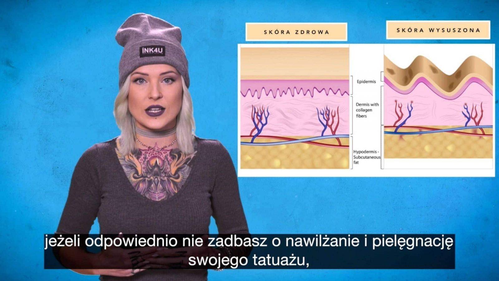 Tatuaż Balm Tattoo Polska